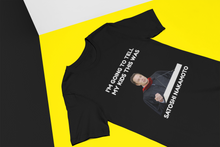 Load image into Gallery viewer, Elon Nakamoto T-Shirt