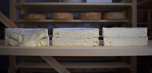 BRITISH CHEESE WEEKENDER SPECIAL: THE IMPORTANCE OF TIME TO ARTISAN CHEESE. - Rennet & Rind British Artisan Cheese