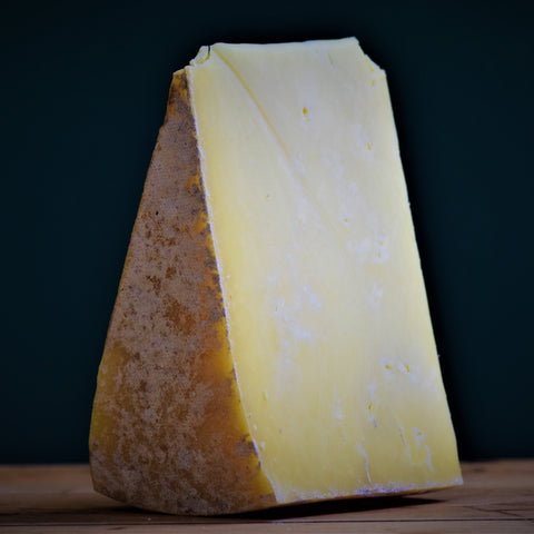 Westcombe Cheddar - Rennet & Rind British Artisan Cheese