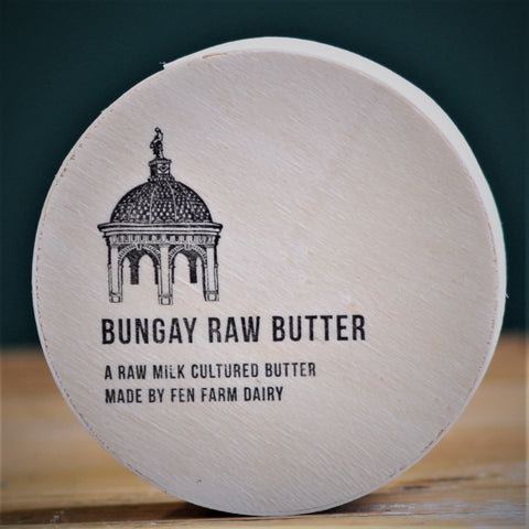 Bungay Raw Cultured Butter
