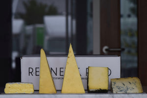 The Rennet & Rind British Cheese Subscription Box - Rennet & Rind British Artisan Cheese