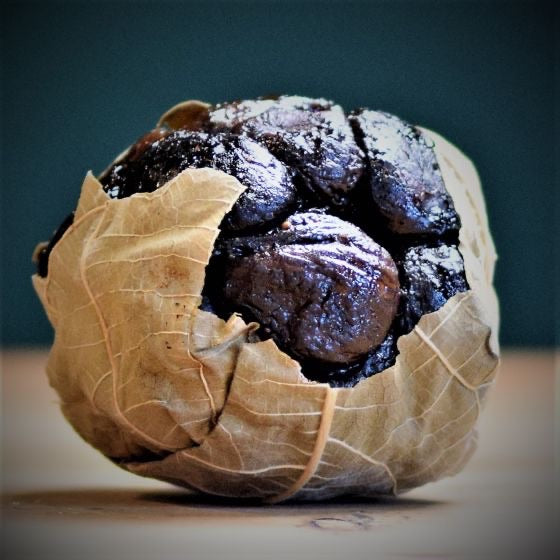 Baked Dotatto Fig Ball - Rennet & Rind British Artisan Cheese