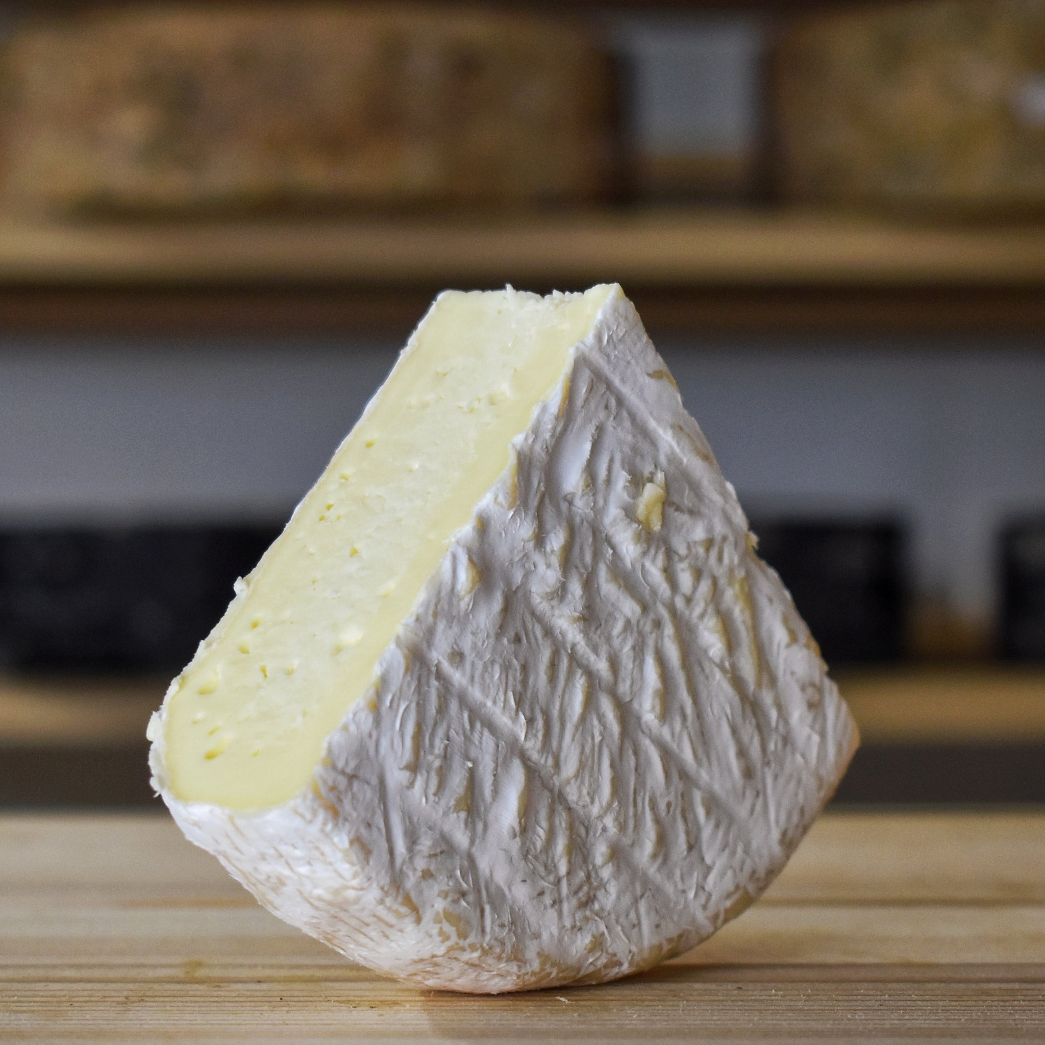 Sussex Camembert - Rennet & Rind British Artisan Cheese