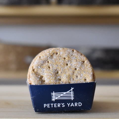 Peter's Yard Original Sourdough Crackers