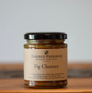 Fig Chutney - Rennet & Rind British Artisan Cheese