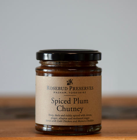 Spiced Plum Chutney - Rennet & Rind British Artisan Cheese