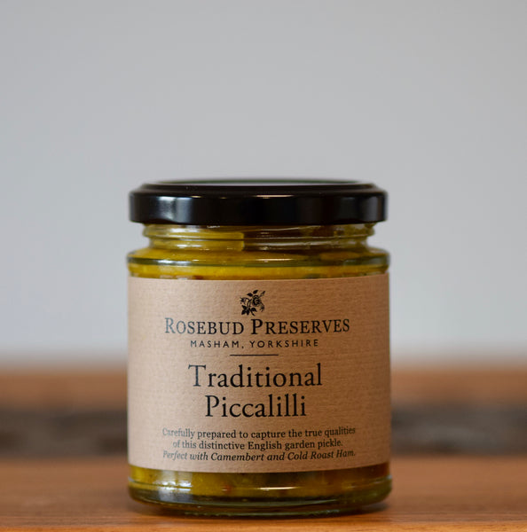 Traditional Piccalilli - Rennet & Rind British Artisan Cheese
