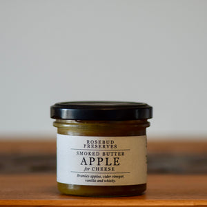 Smoked Apple Butter - Rennet & Rind British Artisan Cheese