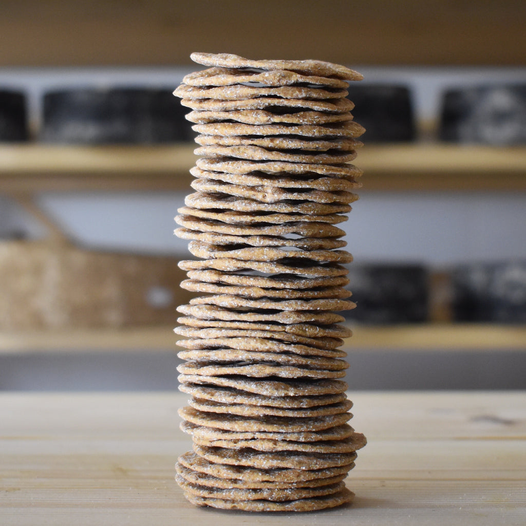 Peter's Yard Original Sourdough Crackers - Rennet & Rind British Artisan Cheese