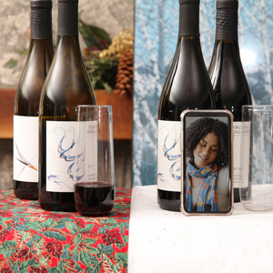 """Dance Together"" Shared Tasting Double Bottle Gift Package"
