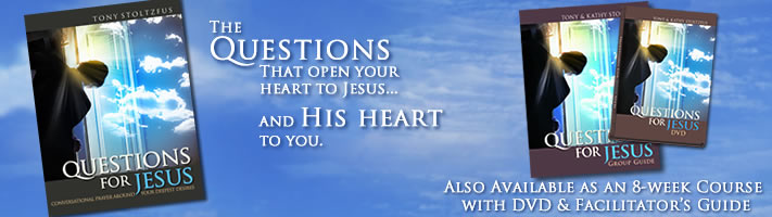 Questions for Jesus Page
