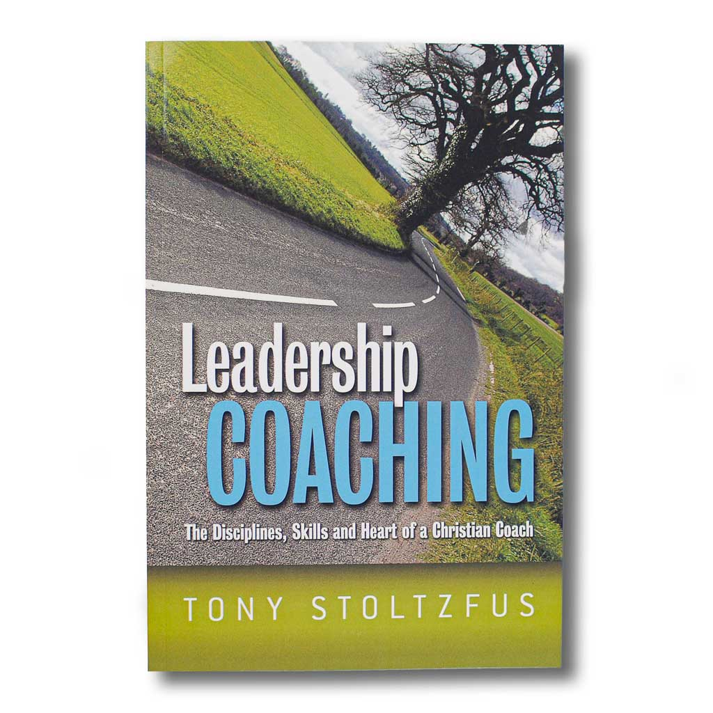 Leadership Coaching by Tony Stoltzfus