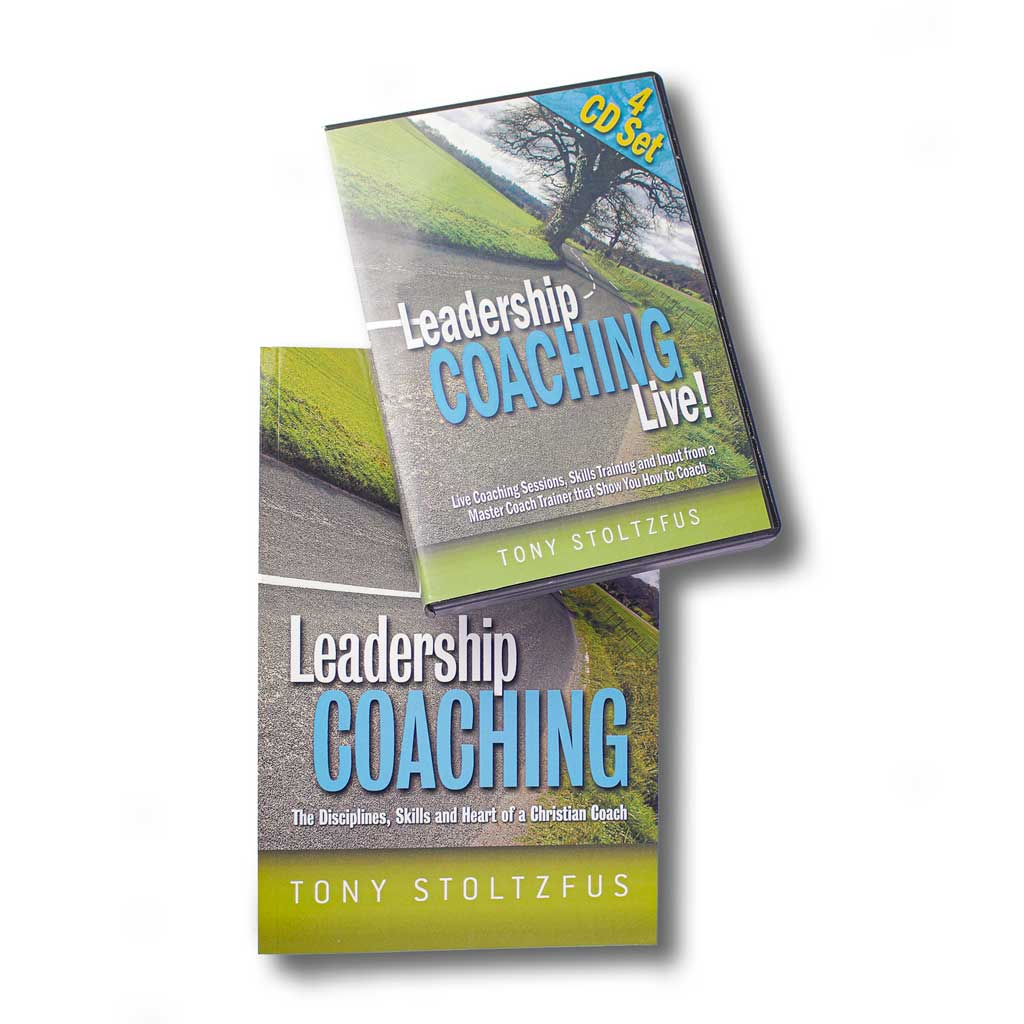 Leadership Coaching + Leadership Coaching Live Bundle
