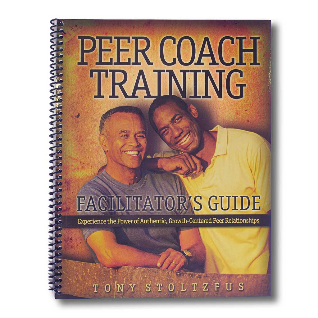 Peer Coach Training Facilitator's Guide