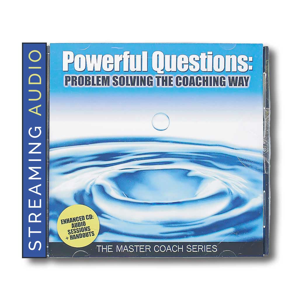 Powerful Questions: Problem Solving (Streaming Audio)