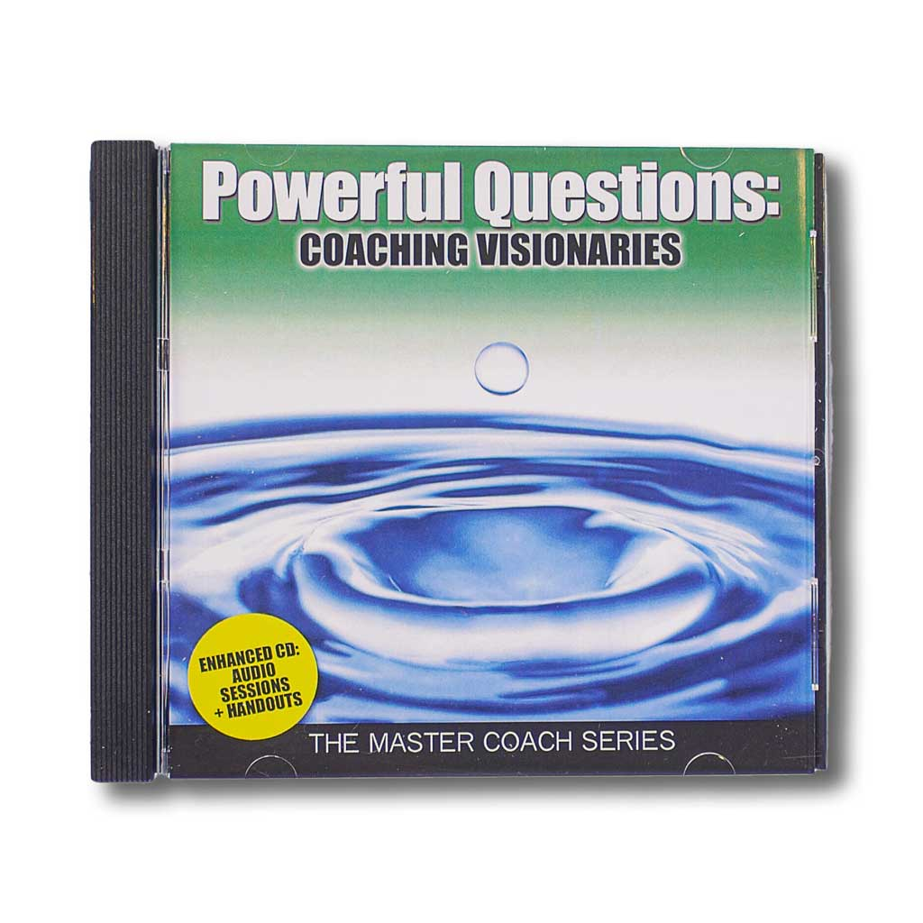 Powerful Questions: Coaching Visionaries (Streaming Audio)