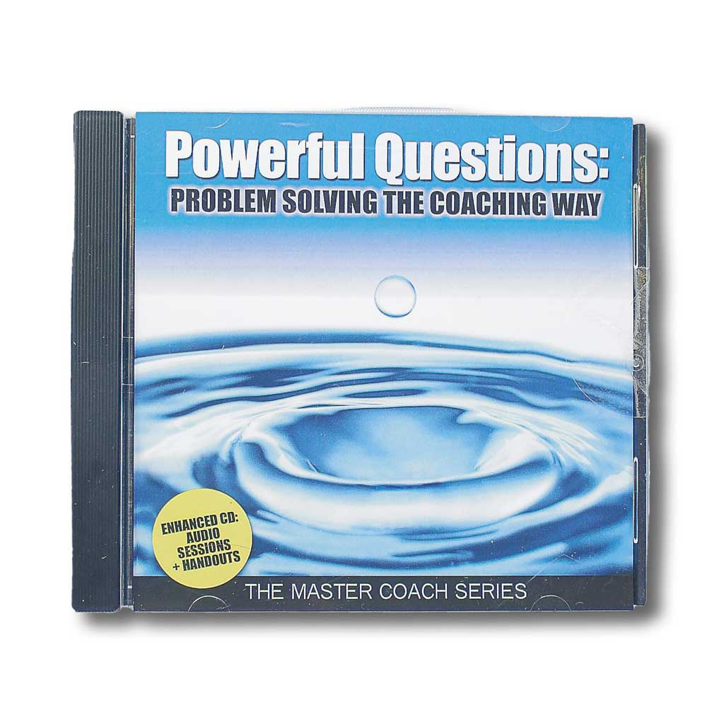 Powerful Questions: Problem Solving (CDs)