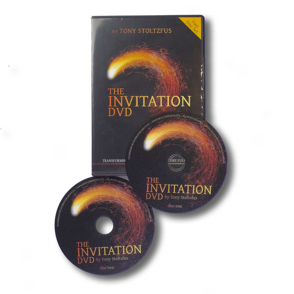 The Invitation DVD