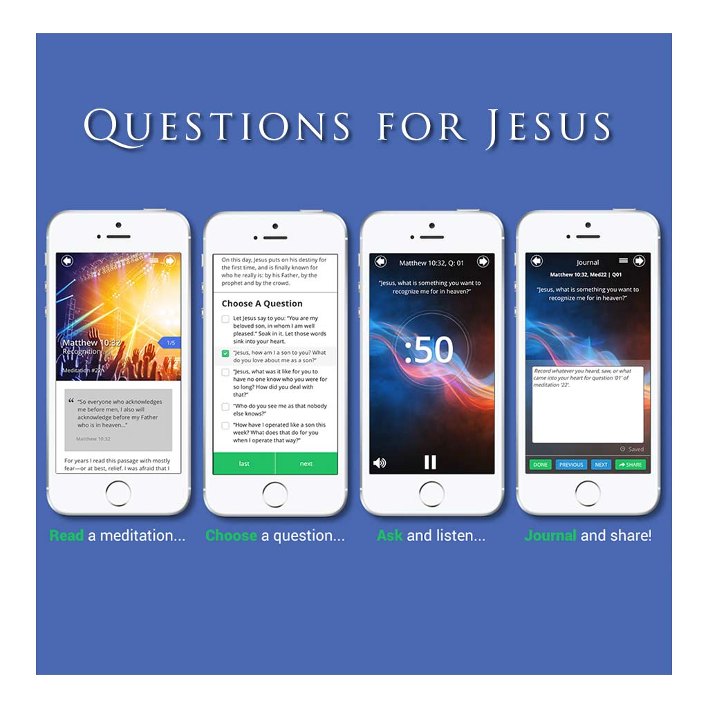 Questions for Jesus eCourse