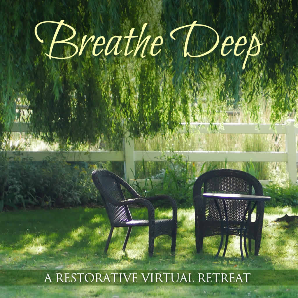 Breathe Deep Restorative Retreat - Friday, 01.29.2021, 9 AM - 1 PM Pacific Standard Time