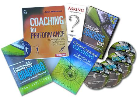 The Aspiring Coach's Library
