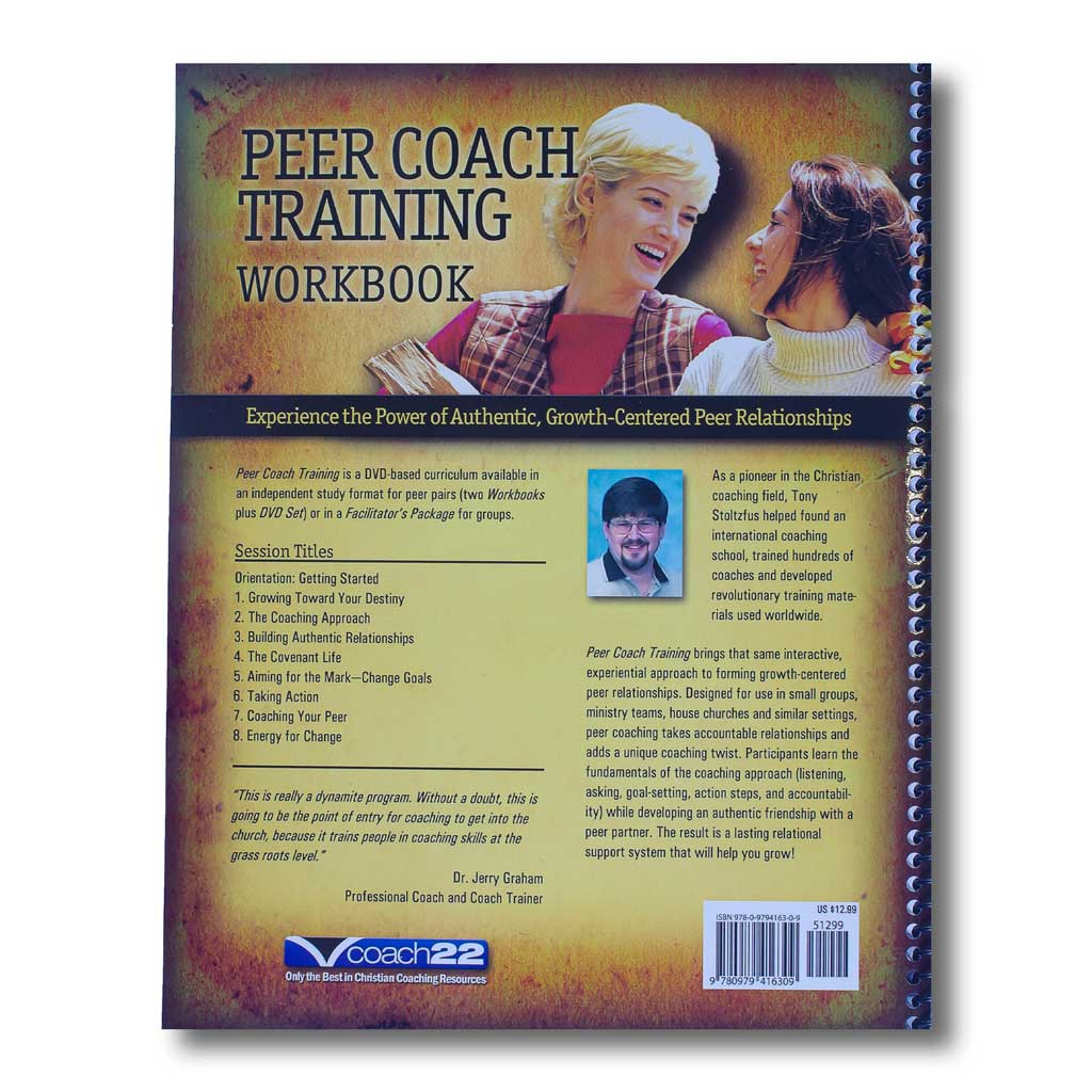 Peer Coach Training Workbook
