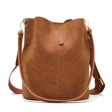 Load image into Gallery viewer, Leah Bucket Shoulder Handbag - Y O U R S T Y L I S H