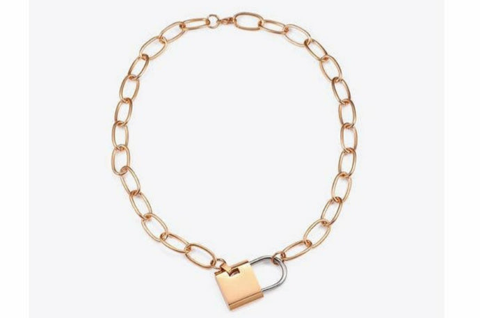 Chain Choker  - Women's fashion jewellery - YOURSTYLISH
