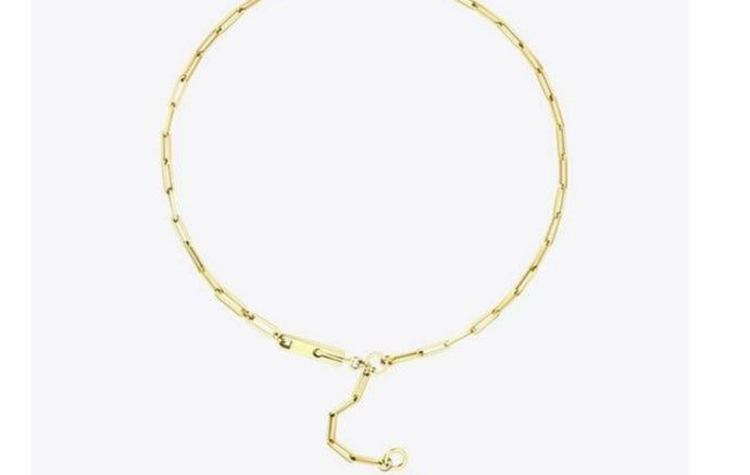 Link Chain Necklace - Women's fashion jewellery - YOURSTYLISH