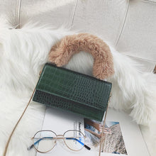 Load image into Gallery viewer, Small Crocodile Handbag - YOURSTYLISH