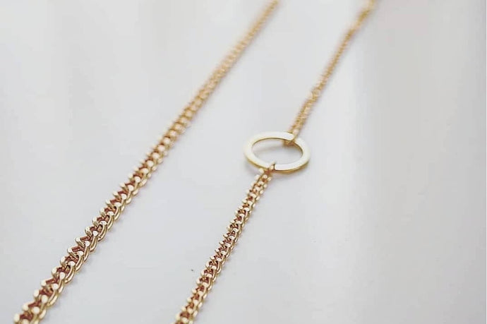 2 Set Chain Necklace - YOURSTYLISH