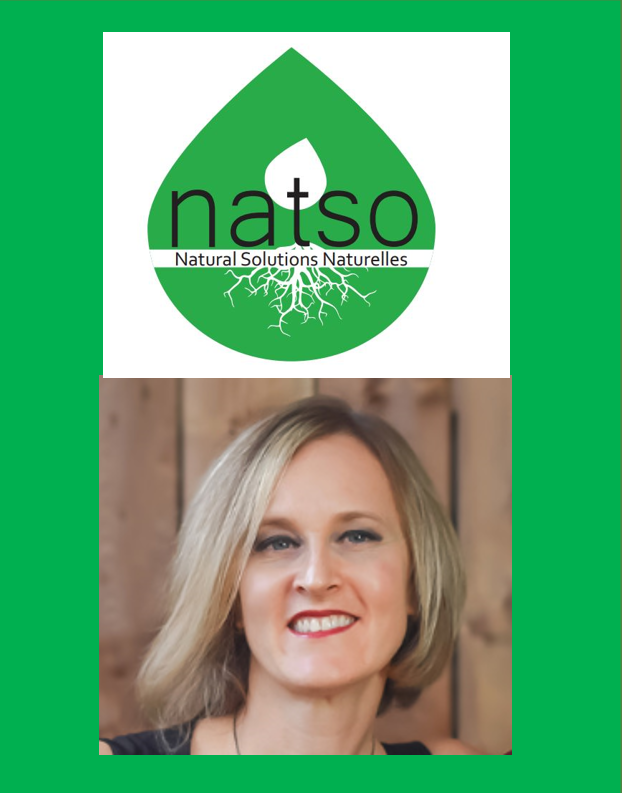 Karine Reimer, owner of Natso Natural Solutions