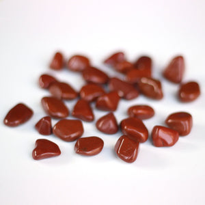Red Jasper Polished Crystal - Reiki Infused