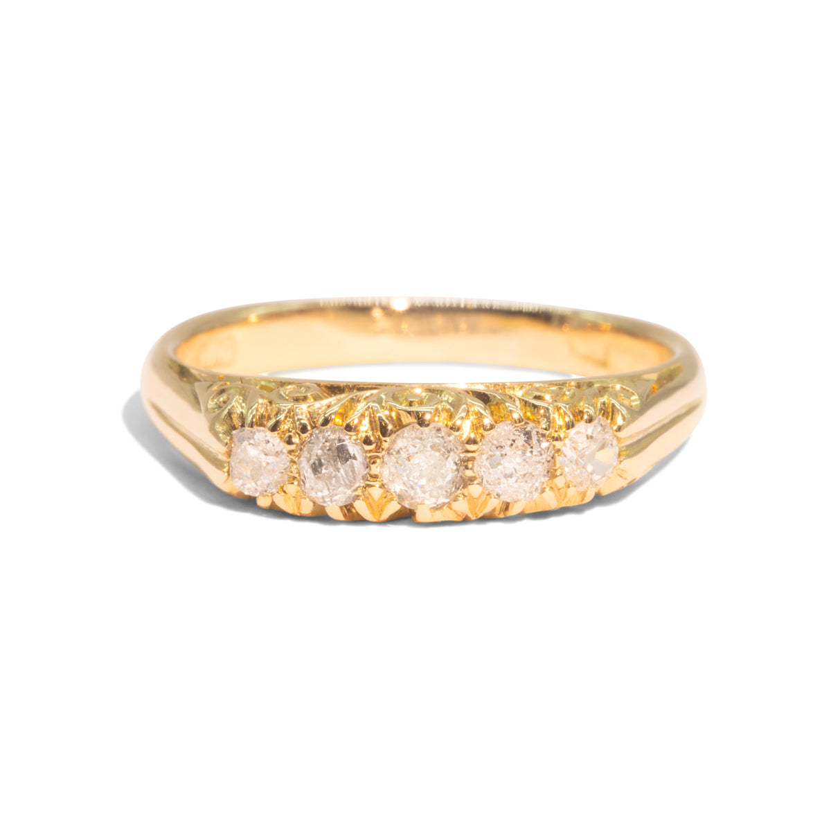 The Jemima Vintage Diamond Ring