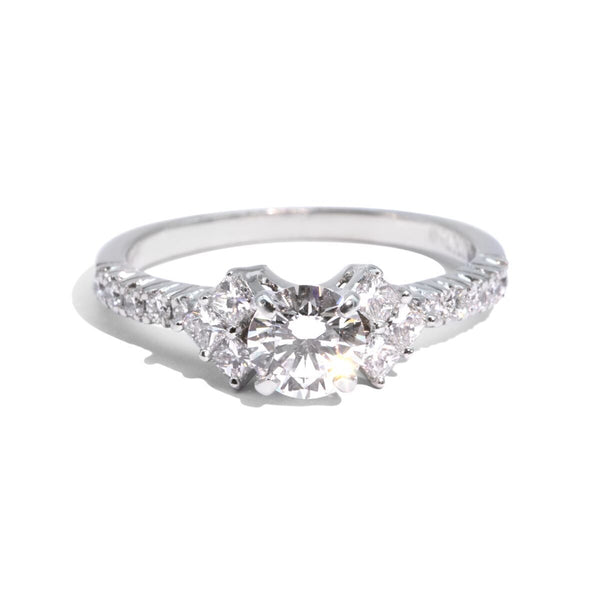 The Liberty Vintage Diamond Ring