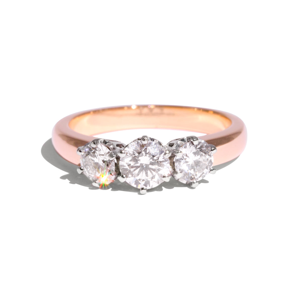 The Margot Vintage Diamond Ring