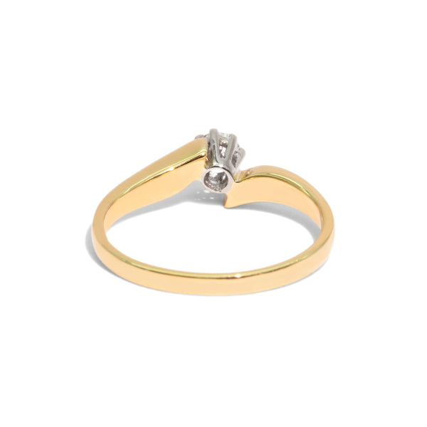 The Fatima Vintage Diamond Ring