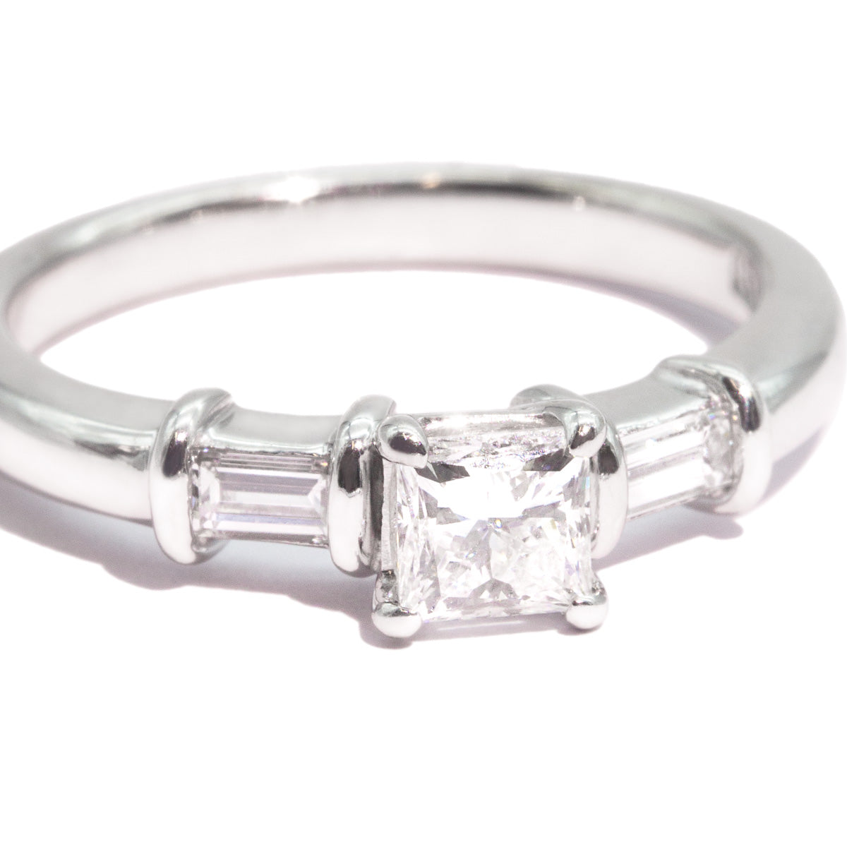 The Bernadette Vintage Diamond Ring