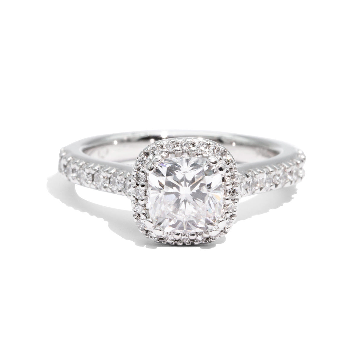 The Felicity Vintage Diamond Ring