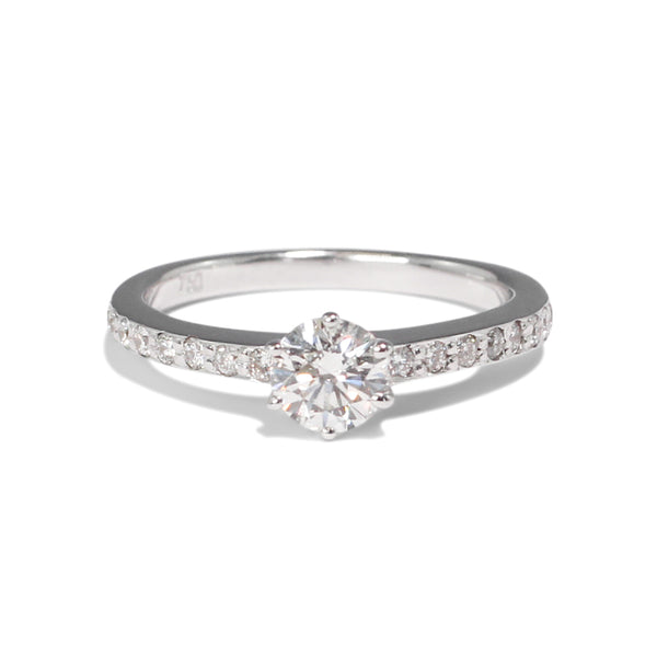 The Margie Vintage Diamond Ring