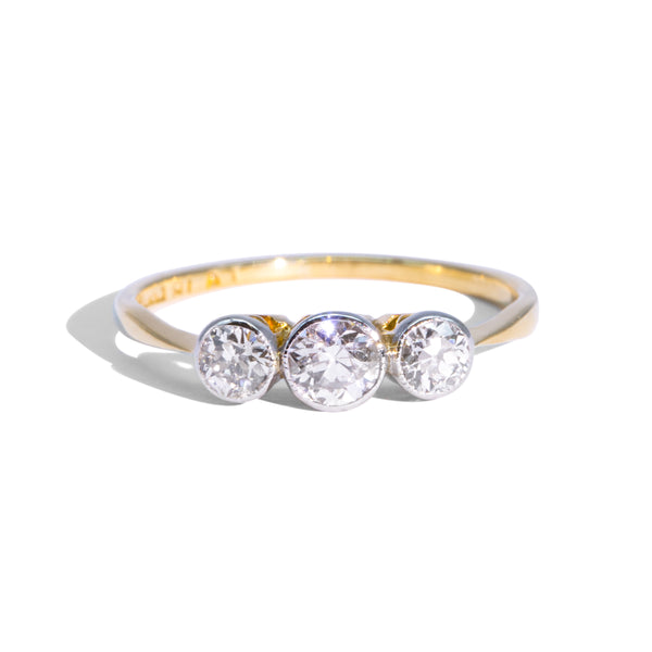 The Eleanor Vintage Diamond Ring