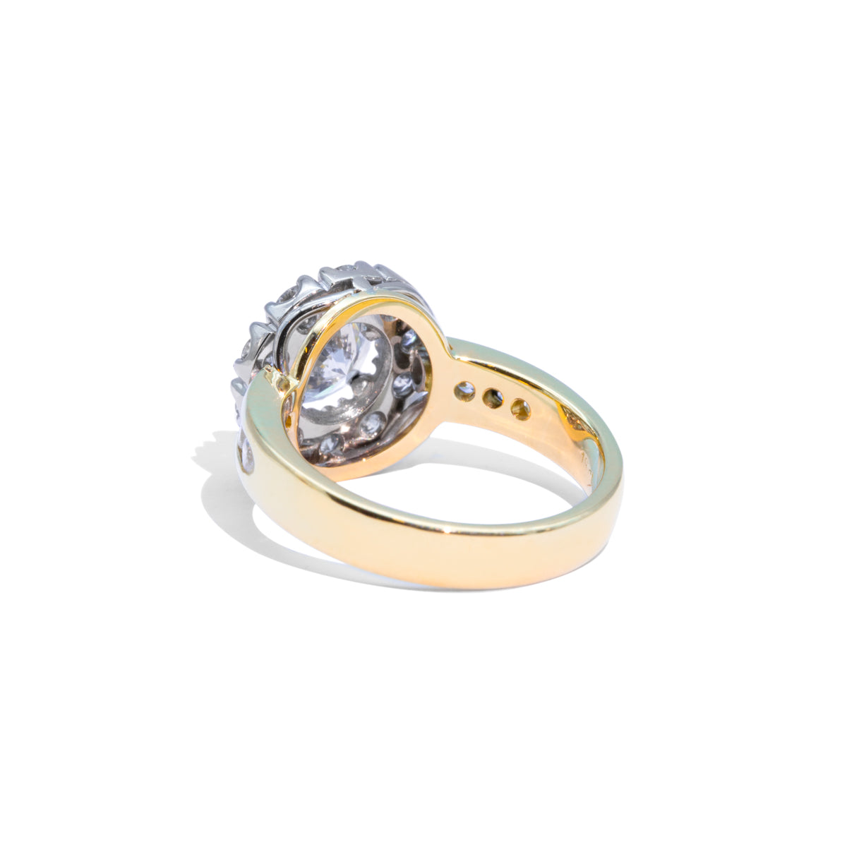 The Esther Vintage Diamond Ring