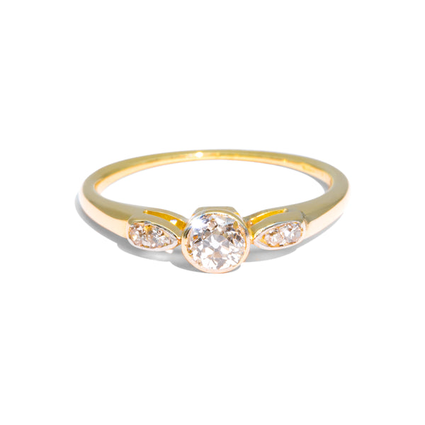 The Sara Vintage Diamond Ring