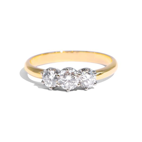The Rochelle Vintage Diamond Ring