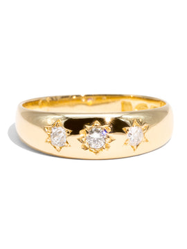 The David Vintage Diamond Ring