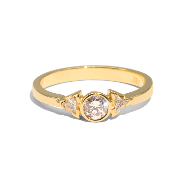 The Chelsea Vintage Diamond Ring