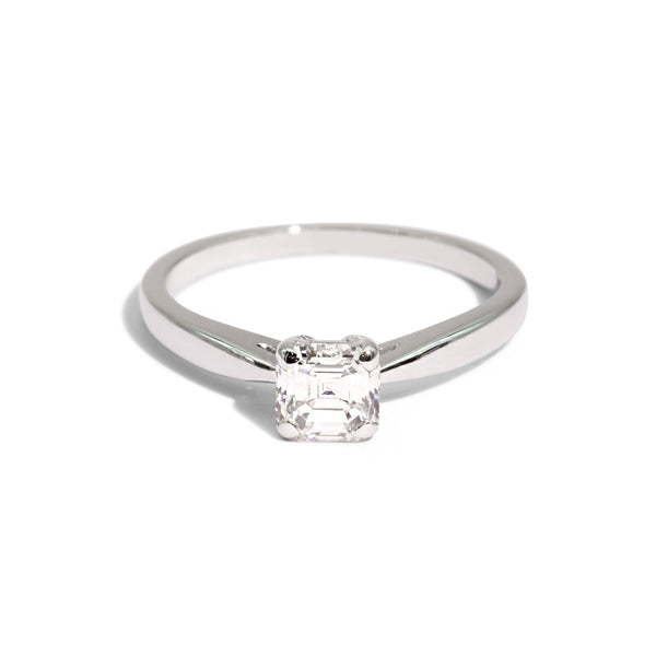 The Jana Vintage Diamond Ring