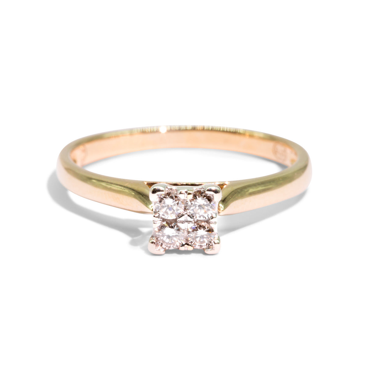 The Vlada Vintage Diamond Ring