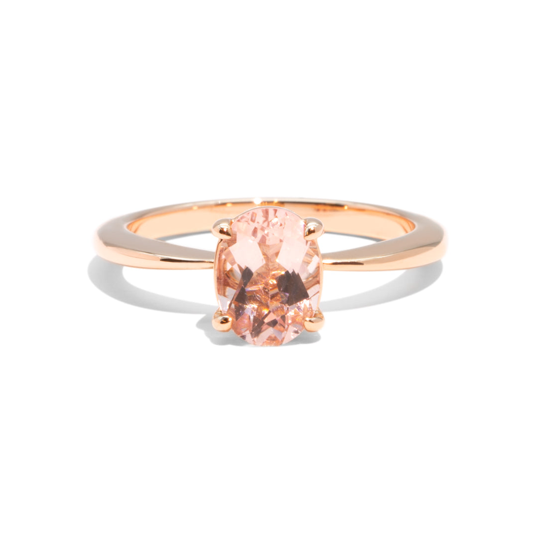 Create Your Ring - 1.08ct Emerald Cut Tourmaline