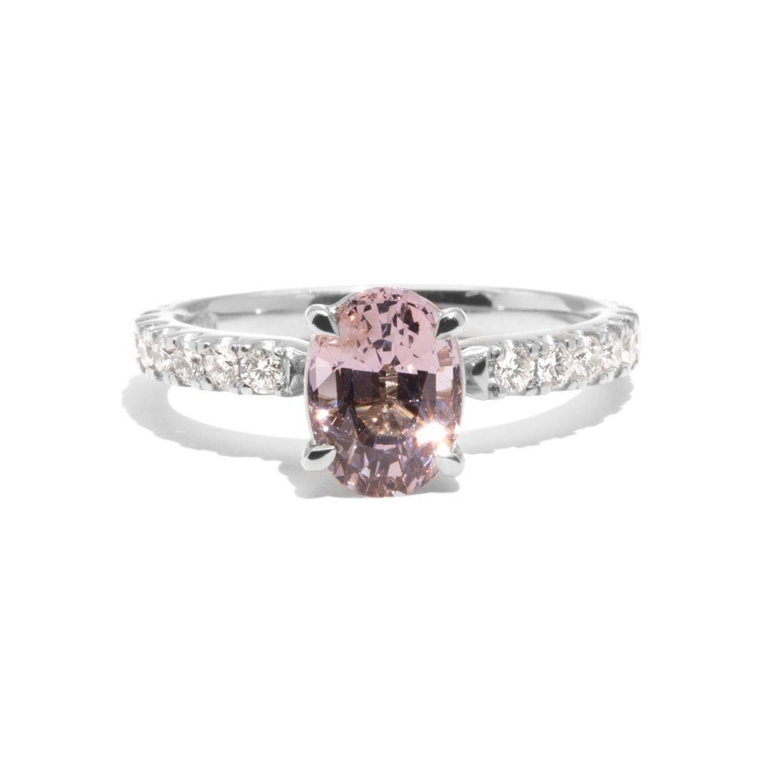 Create Your Ring - 1.35ct Emerald Cut Spinel